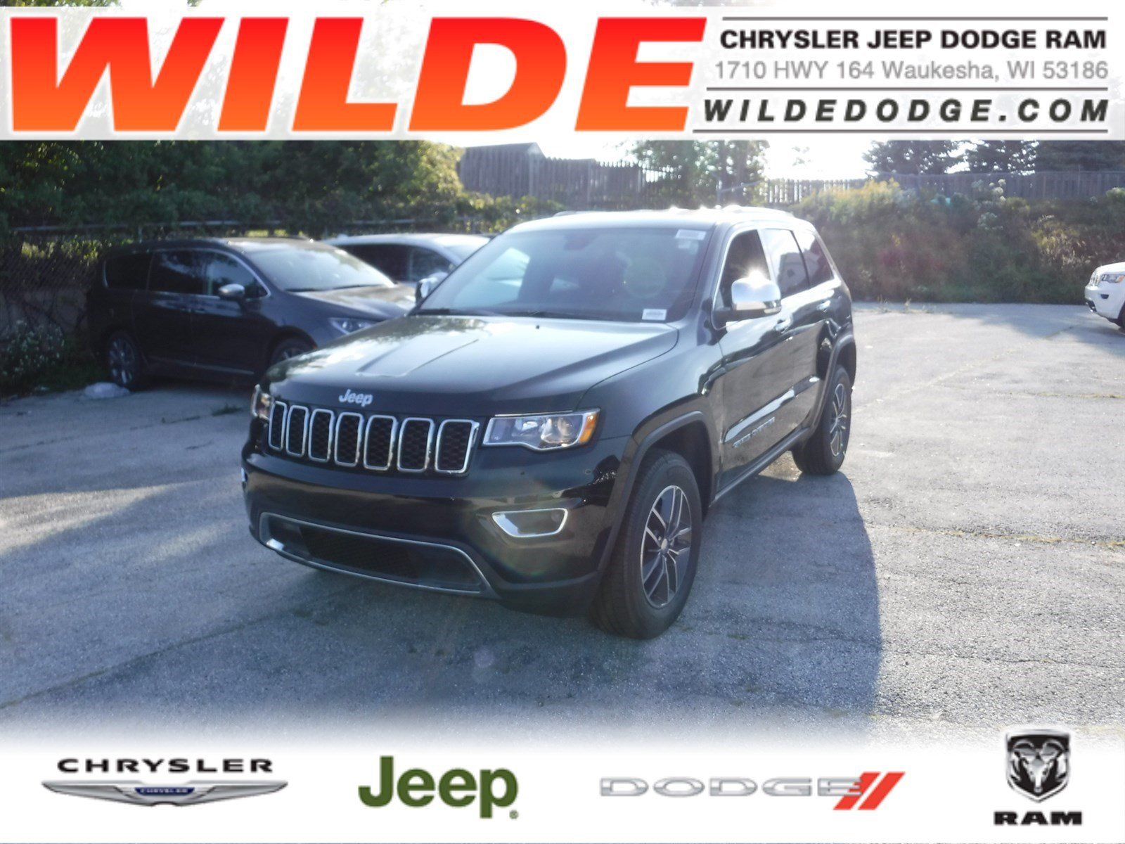 New 2018 Jeep Grand Cherokee Limited Suv In 23470 Wilde Towing Wire Harness Hook Up