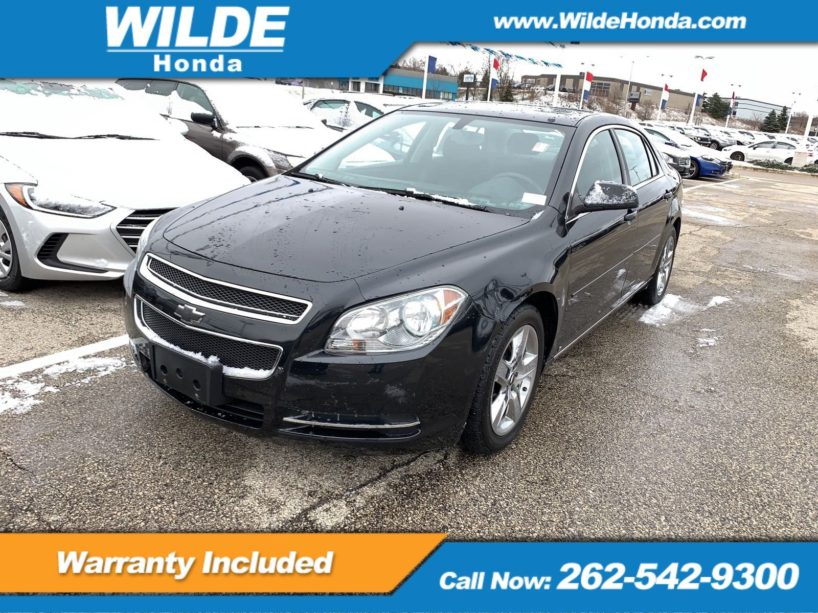 Pre Owned 2009 Chevrolet Malibu LT w 1LT 4dr Car in A
