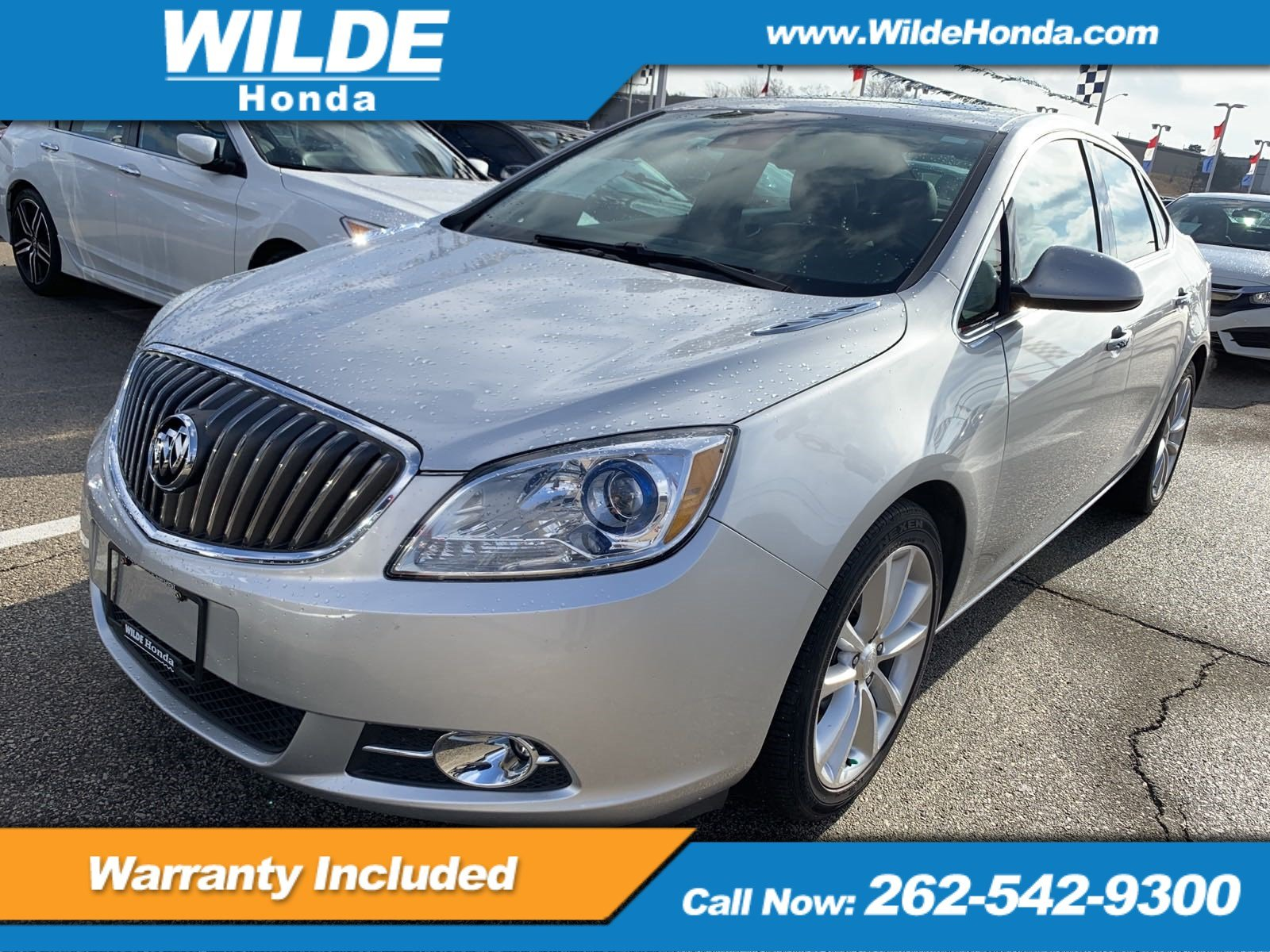 Pre Owned 2014 Buick Verano Leather Group 4dr Car In 19945 Wilde