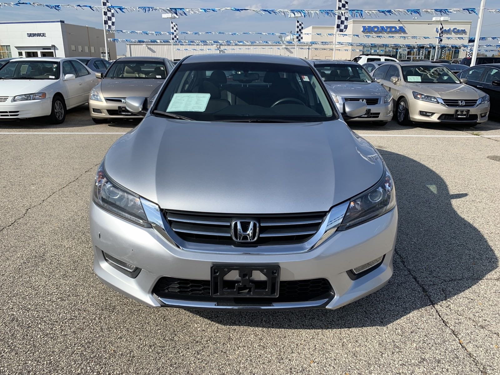 Pre Owned 2013 Honda Accord Sport