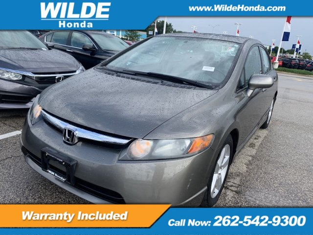 Pre-Owned 2006 Honda Civic EX