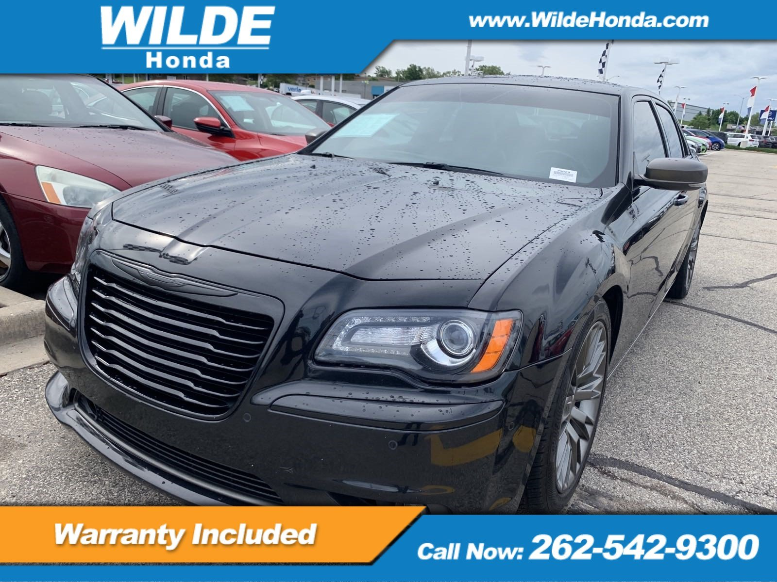 2013 Chrysler 300 C John Varvatos >> Pre Owned 2013 Chrysler 300 300c John Varvatos Limited Edition 4dr