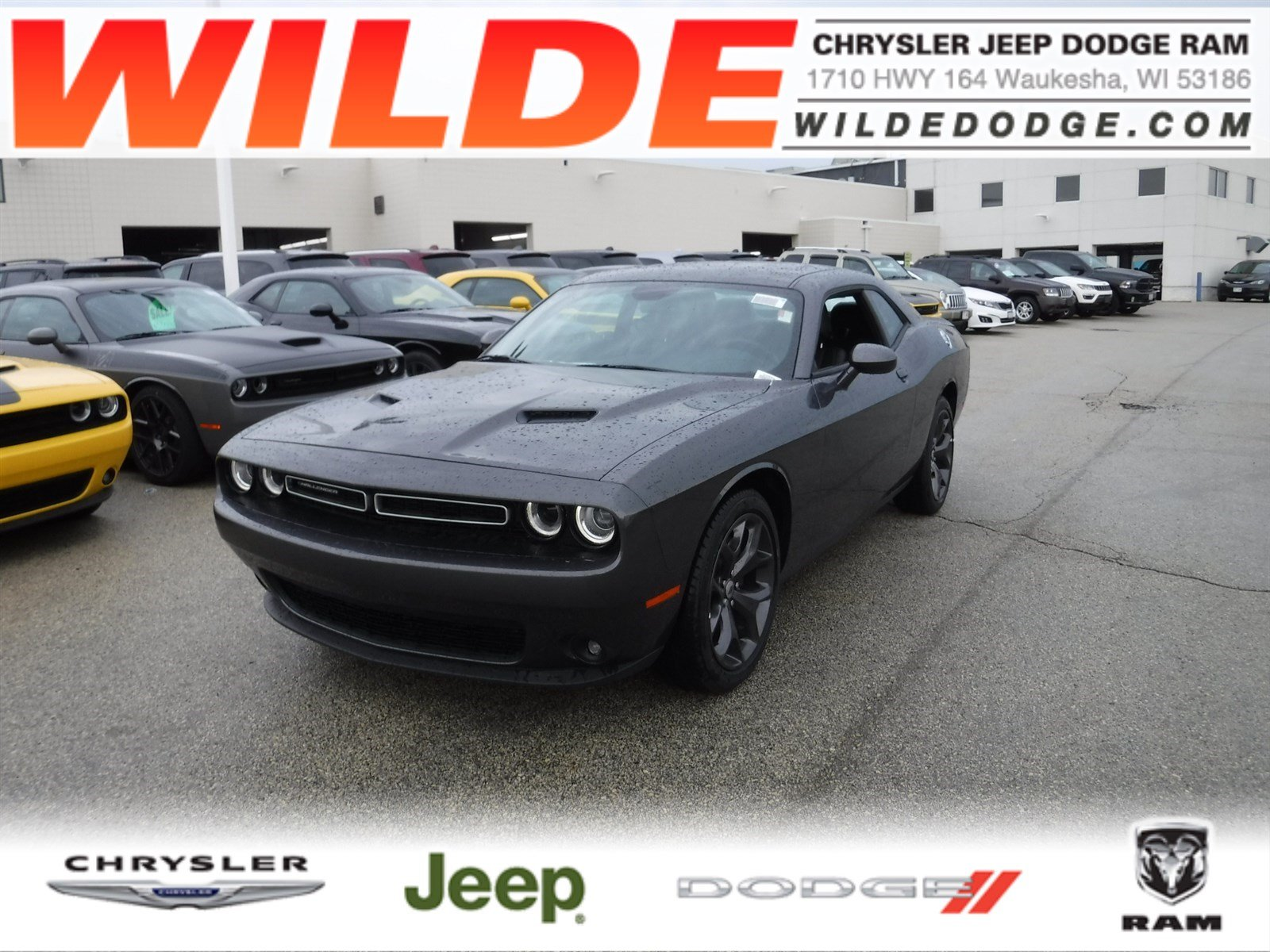 dodge challenger scott inventory carrollton coupe new rwd sxt in