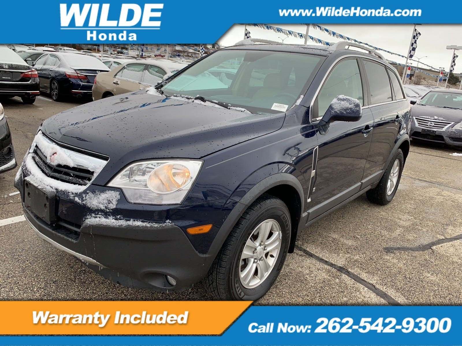 Pre Owned 2008 Saturn VUE XE Sport Utility in