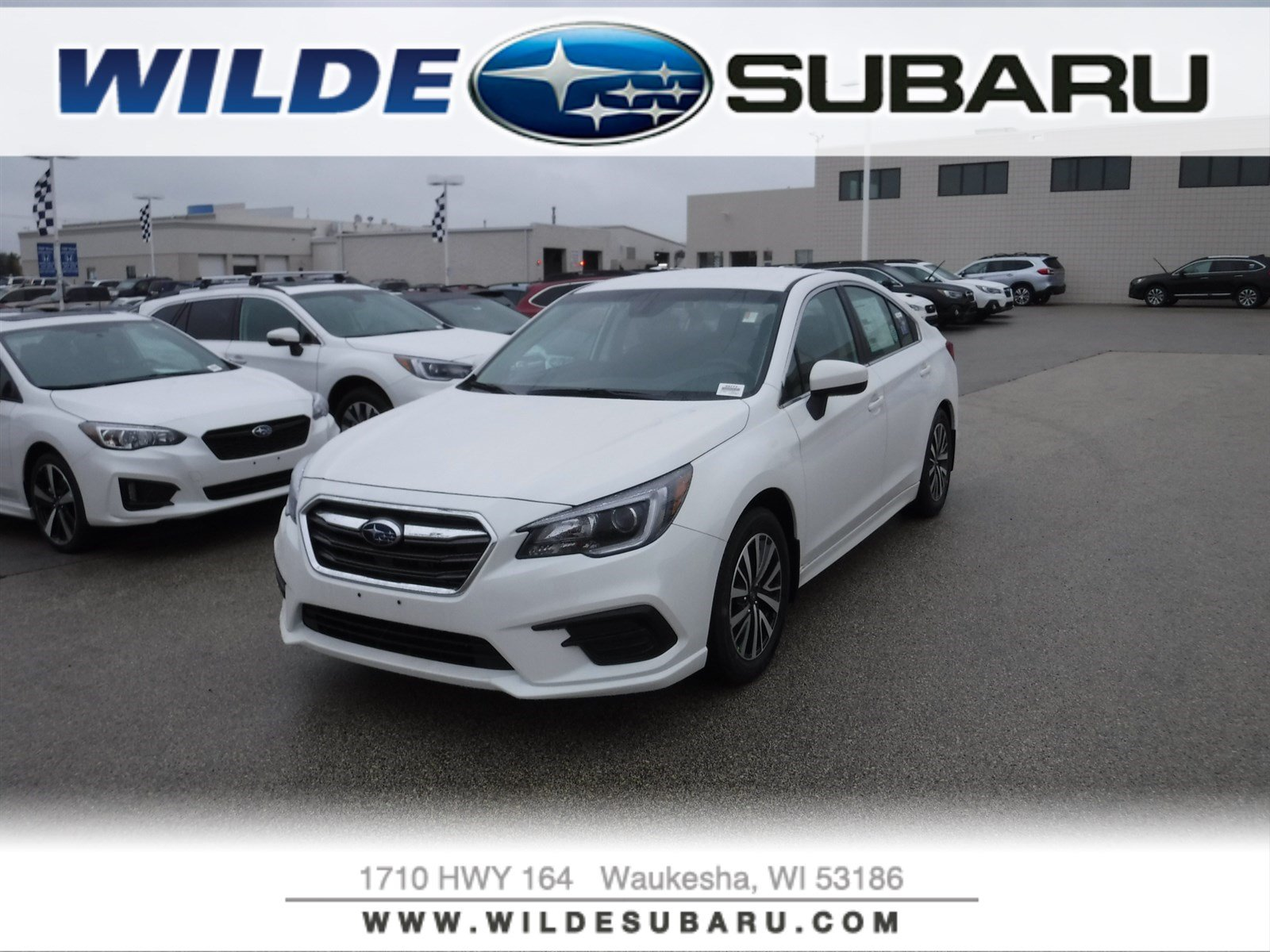 New 2019 Subaru Legacy Premium Sedan in
