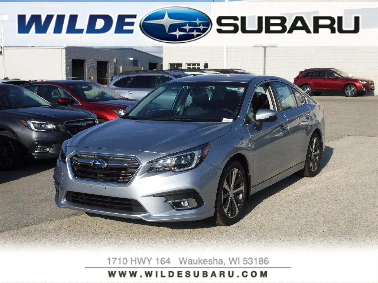 New 2019 Subaru Legacy Limited Sedan in