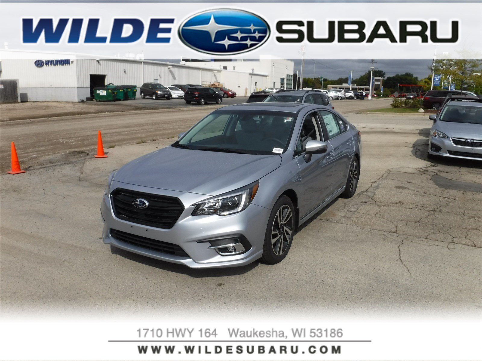 Subaru Legacy: Front passenger's seat (if equipped)