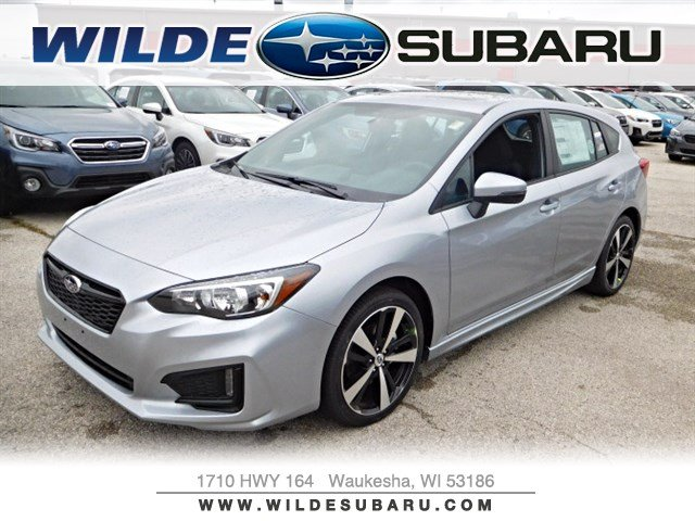 New 2018 Subaru Impreza Sport Hatchback In 20750 Wilde