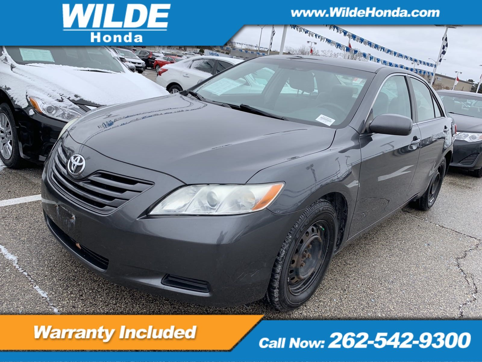 Pre Owned 2007 Toyota Camry Le