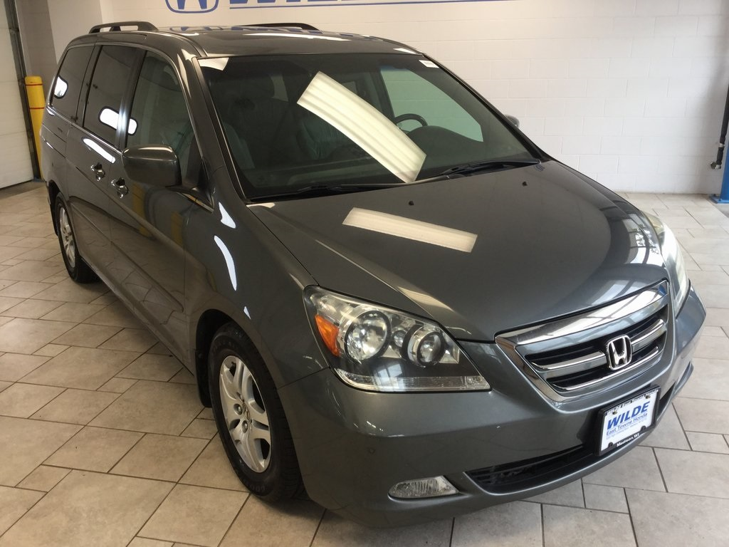 Pre Owned 2007 Honda Odyssey Touring