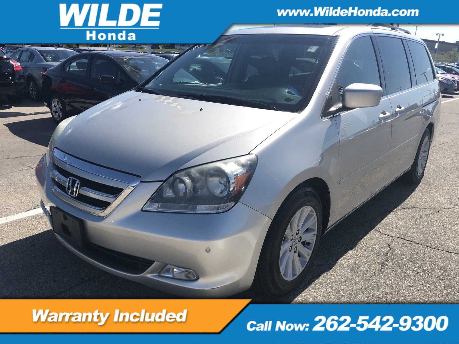 Pre Owned 2006 Honda Odyssey TOURING