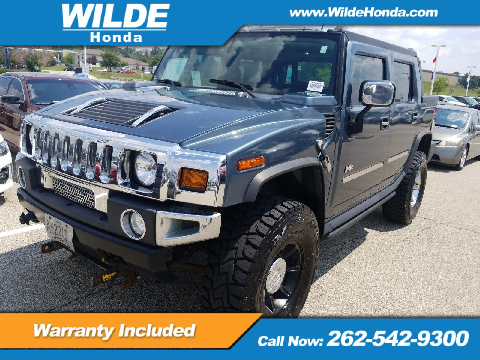Pre-Owned 2005 HUMMER H2 SUT w/ Moonroof