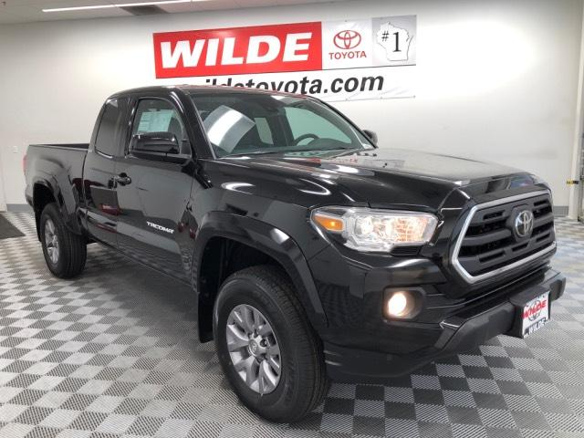 New 2019 Toyota Tacoma 4WD SR5 Access Cab 6' Bed V6 AT