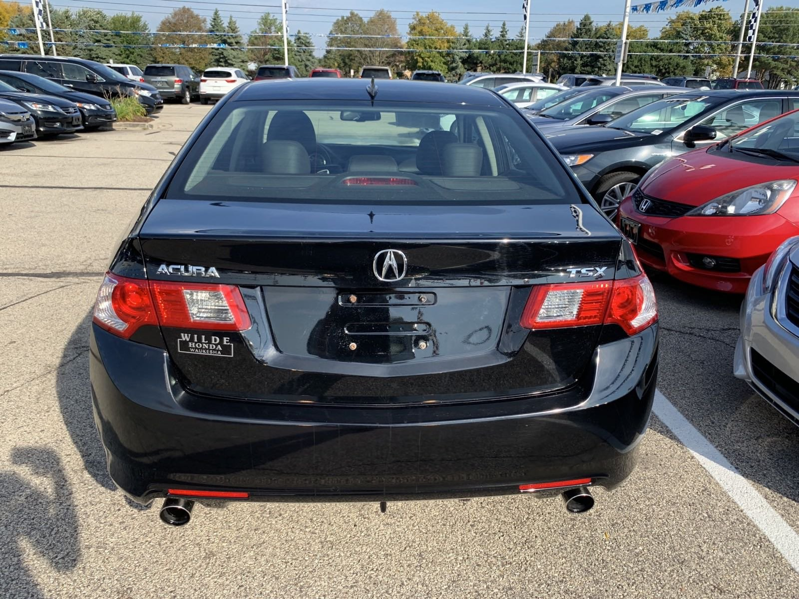 New 2006 Acura Tsx Headlights