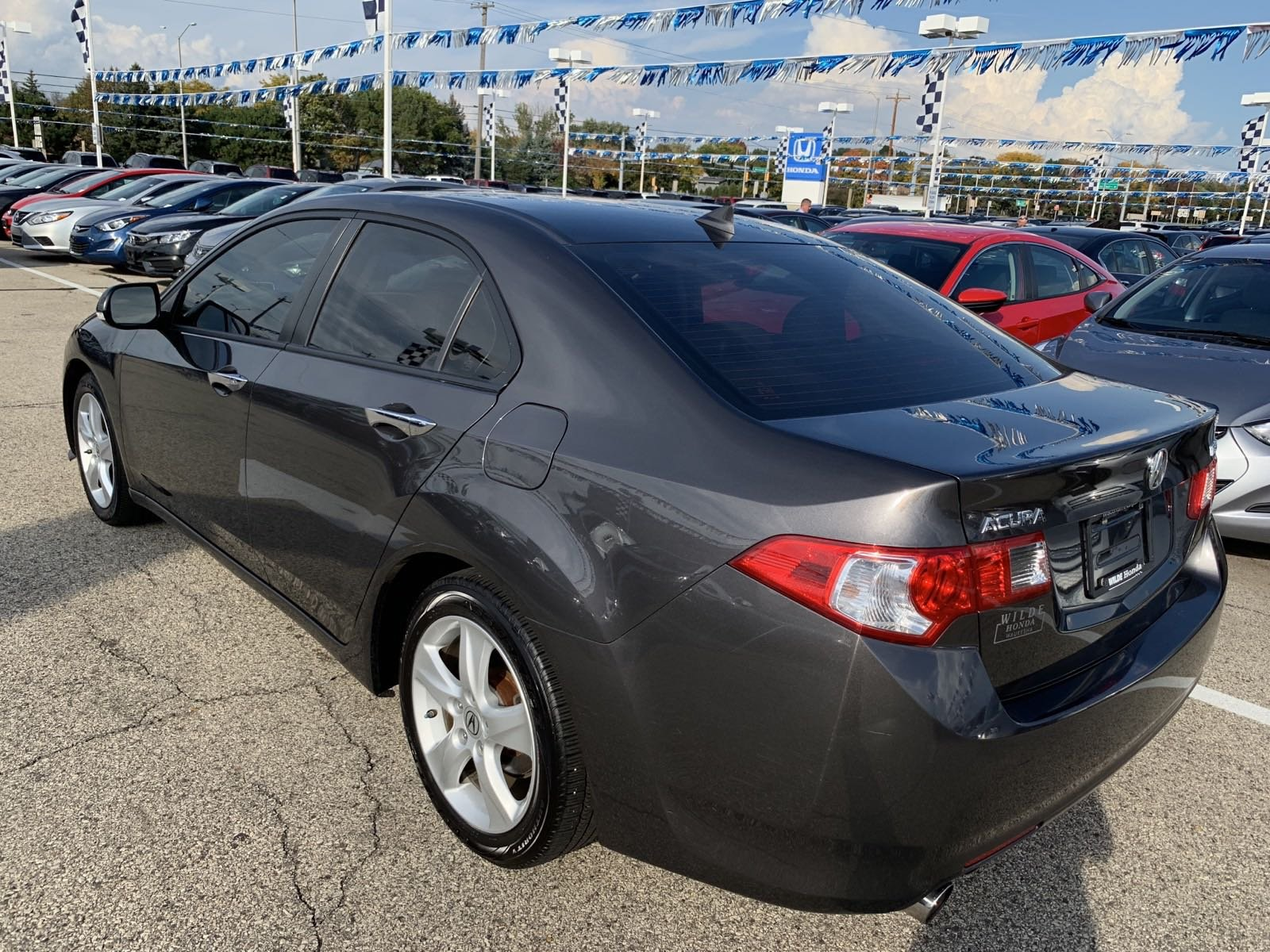 Pre Owned 2010 Acura TSX 4DR SDN L4 AT 4dr Car in