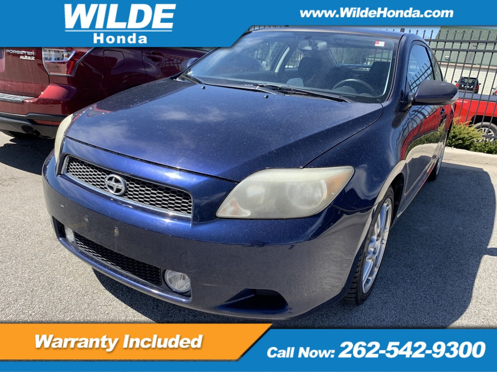 Pre-Owned 2007 Scion tC 2DR LIFTBACK MT