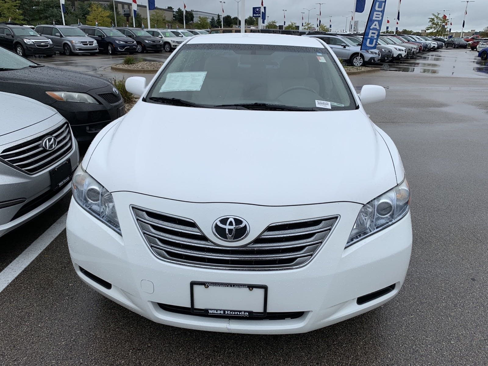 Pre Owned 2008 Toyota Camry Hybrid 4DR SDN HYBRID