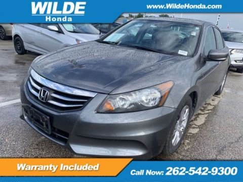 Pre-Owned 2011 Honda Accord SE