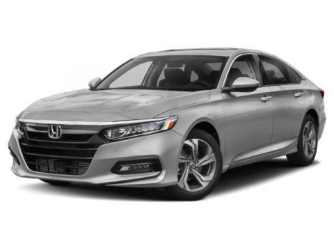 New 2019 Honda Accord EX-L 1.5T