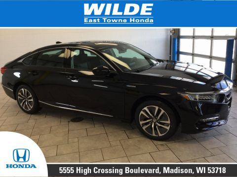 New 2019 Honda Accord Hybrid EX