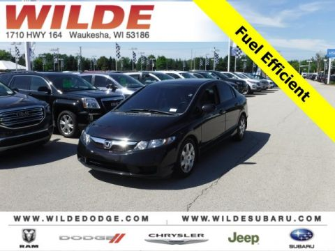 Pre-Owned 2010 Honda Civic LX