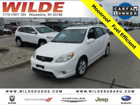 Pre-Owned 2007 Toyota Matrix XR