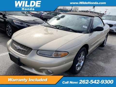 Pre-Owned 2000 Chrysler Sebring JXi