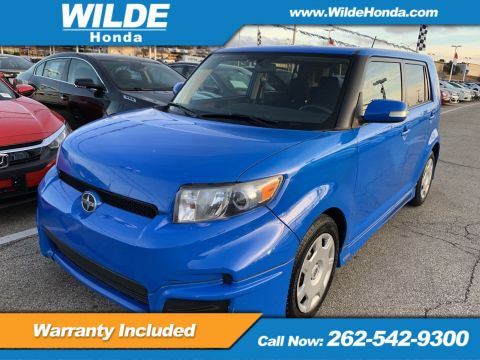 Pre-Owned 2011 Scion xB 5DR WGN AT