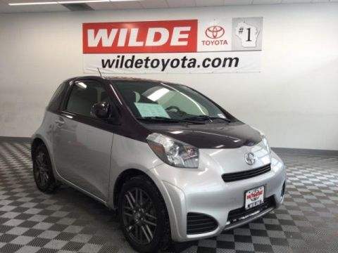Pre-Owned 2014 Scion iQ 3dr HB (Natl)